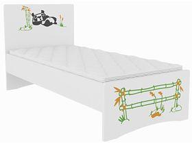 """Детская кровать из коллекции """"Азия"""" в нескольких размерах"""