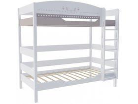 """Двухъярусная кровать в детскую 180 см """"Mon coure"""""""
