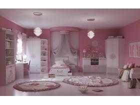 """Детская комната для девочек """"Mon coure"""""""