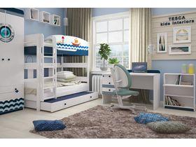 """Детская комната для двух мальчиков """"Морская"""""""