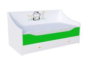 """Детская кровать-диван в нескольких размерах из коллекции """"Азия"""""""