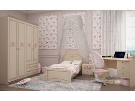 """Детская светлая комната для девочки """"Capri"""""""