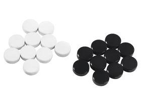 Магниты для игры в шашки