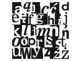 Накладка для фасада - Типография