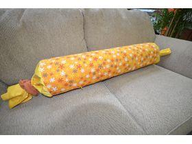 Подушка-валик конфета D=18 см