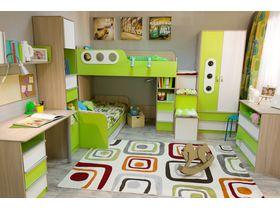 """Детская комната """"Беби Бум"""" в нескольких цветовых решениях"""