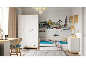 Коллекция детской мебели Robin Wood Light