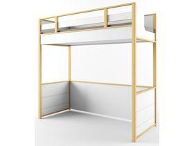 Кровать чердак Robin Wood Light под матрас 80*190 см