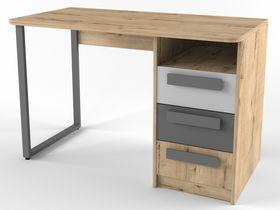 """Детский письменный стол для школьника с ящиками """"Твист Лофт"""""""