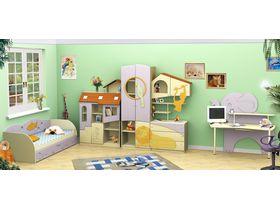 """Набор детской мебели """"Я мечтаю об Африке"""""""