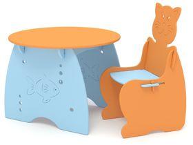 """Комплект детской игровой мебели """"Кошка"""""""
