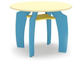 """Детский столик """"Тип-Топ"""" в синем цвете"""