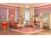 """Детская мебель в комнату девочки """"Сказочный Замок"""""""