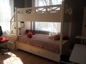 """Детская подростковая двухъярусная кровать """"Океан"""" в нескольких цветах"""