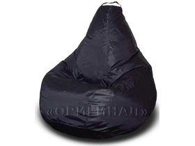 Кресло-мешок полиэстер антрацит
