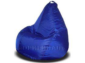 Кресло-мешок полиэстер синее