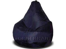 Кресло-мешок полиэстер темно-синее