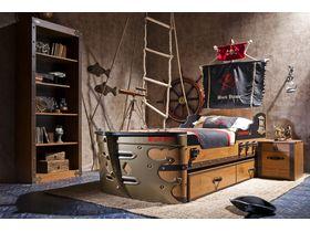 """Детская комната для мальчиков """"Black Pirate"""""""