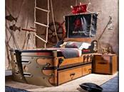 """Детская кровать-корабль """"Black Pirate"""""""