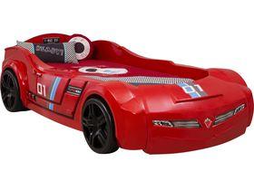 """Кровать машина, красная """"Turbo Max"""""""