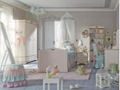 """Детская мебель в классическом стиле """"Flora SL"""" для девочек"""