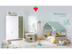 Коллекция детской мебели Montessori