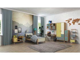 """Коллекция мебели для мальчиков """"Elwin"""""""
