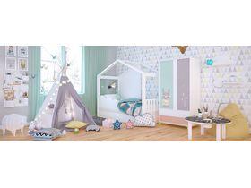 """Коллекция мебели для детской комнаты """"Funny Bunny"""""""