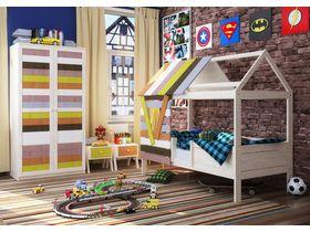 """Детская кровать с домиком """"Harsa"""""""