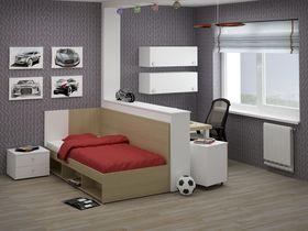 """Стильная комната для мальчика """"Мегаполис"""""""