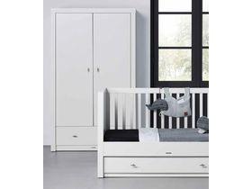 "Белая мебель для младенцев ""Diamond II White"""