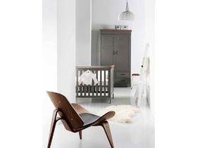 """Детская мебель в серых тонах """"Earth Grey / Wood"""""""