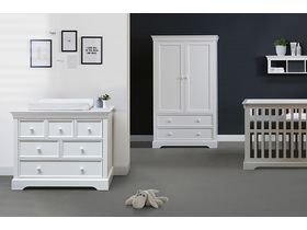 "Белая мебель для младенцев ""Marseille"""