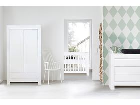 """Белая мебель для новорожденных """"Somero"""""""