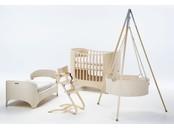 """Детская комната """"Leander"""" в современном стиле с кроватью - трансформером"""