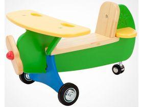 Детский стульчик-каталка Самолетик