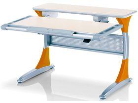 """Растущий стол для школьника оранжевый Comf-Pro """"BD-333"""""""