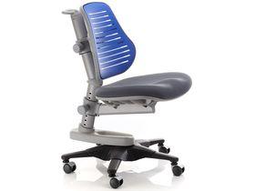 """Регулируемый стул для школьника """"Comf-Pro C3-318"""" (сине - серый)"""