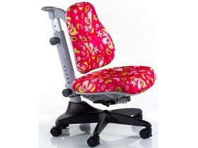 """Яркое малиновое ортопедическое кресло """"Comf-Pro Match"""""""