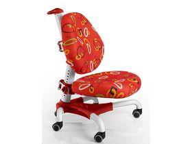 """Удобный регулируемый стул для ребенка """"Mealux Y-718"""" (красный рисунок)"""