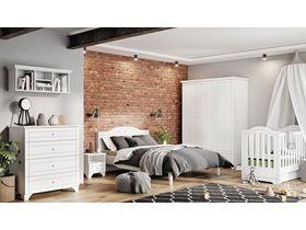 "Коллекция детской мебели ""Simple White"""
