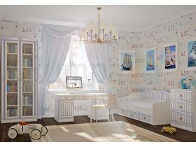 """Детская модульная комната """"КАПИТАН"""" для мальчика"""