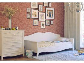 """Комната для девочки """"Шандель"""" в светлой цветовой гаммме"""