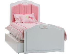 """Детская кровать под матрас 90*200 из коллекции """"Crown"""""""