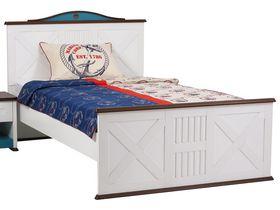 """Детская кровать в нескольких размерах из коллекции """"Sailing"""""""