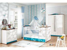 """Детская комната для новорожденных """"Sailing"""""""