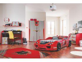 """Детская комната для мальчика """"Vento Red"""""""