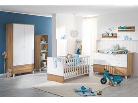"""Детская комната """"Lennard"""" для младенцев"""