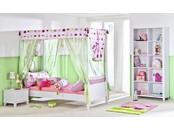 """Детская комната """"Sophia"""" в белом цвете для подростков"""