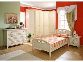 """Мебель для детской комнаты """"Прованс"""" в бежевом цвете"""